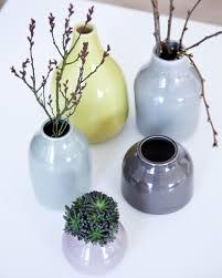 botanica vases set of 5 by kahler design