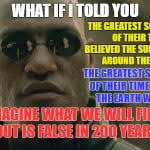 What If I Told You Potato Meme - what if i told you meme generator imgflip