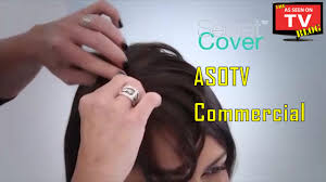 as seen on tv hair extensions secret cover as seen on tv infomercial buy secret cover as seen on