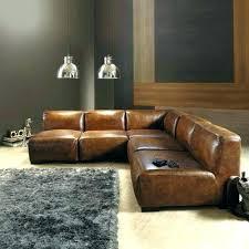 canap cuir vieilli canape d angle cuir vieilli marron canape d angle marron pas cher