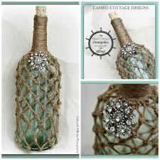 how to decorate a wine bottle for a gift diy 26 attractive cool bottle crafts easy glass bottle crafts