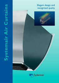 air curtains systemair pdf catalogue technical documentation