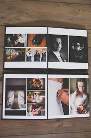 wedding photo albums for parents modern square wedding albums for parents
