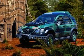 jurassic park car mercedes will the mercedes benz g class star in the 2018 jurassic world