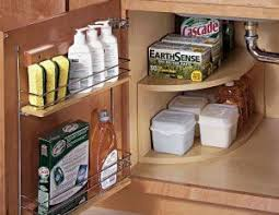 kitchen cabinets storage ideas sink organizing with back of the door organizer