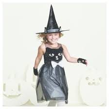 Halloween Witch Costumes Girls Girls U0027 Kitty Cat Witch Costume Hyde Eek Boutique Target