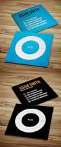 Business Card Design Template Free 40 Mini Square Business Cards Design Design Graphic Design