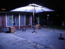 Patio Umbrella Lighting Led Outdoor Umbrella Lighting