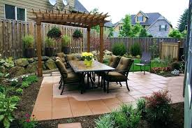 Outdoor Landscaping Ideas Backyard Low Maintenance Landscape Ideas For Backyards Backyard Landscape