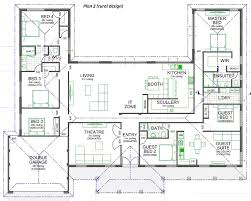Home Design For Narrow Land Other Home Designs