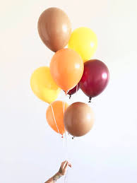 fall thanksgiving balloons thanksgiving decorations