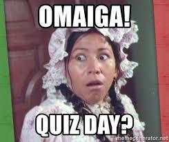 Omaiga Meme - omaiga quiz day la india maria suprised meme generator