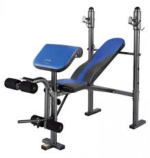Home Gym Weight Bench Pure Fitness Multi Purpose Mid Weight Bench 8638mb Rural King
