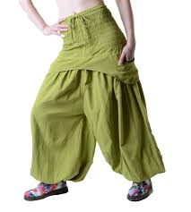 baggy trousers aladin harem turkish pants hippie goa psy ebay