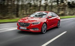 opel insignia trunk space 2017 opel insignia grand sport first drive review car and driver