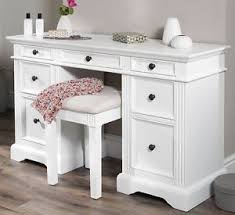 white table with drawers gainsborough dressing table solid white dressing table deep drawers