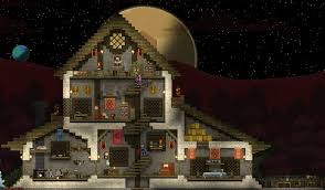 starbound houses building ship show off your house d page 55 chucklefish forums
