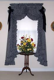 Vertical Ruffle Curtains by Best 25 Priscilla Curtains Ideas On Pinterest House Of