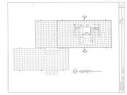 farnsworth house plan house design plans