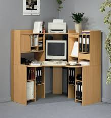 solid wood corner computer desk with hutch corner desk office depot computer desk with hutch office depot