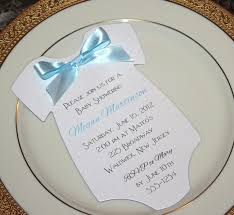 baby shower invitation cards onesie baby shower invitations