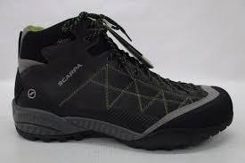 scarpa mens zen pro mid gtx boots 72525 200 shark spring size 45