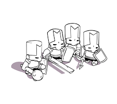 good castle crashers coloring pages 23 additional gallery