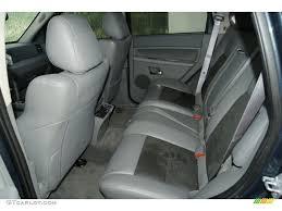 2003 jeep grand srt8 2007 jeep grand srt8 4x4 interior photo 60429986