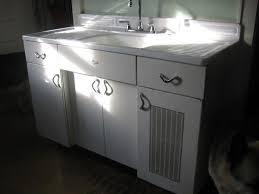 Vintage Metal Kitchen Cabinets 7 Best Vintage Sink Bases Images On Pinterest Vintage Sink