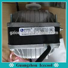 refrigerator condenser fan high quality copper ac refrigerator condenser fan motor yzf16 25