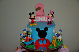mickey mouse clubhouse birthday cake mickey mouse cake decoration ideas birthday cakes