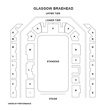 glasgow braehead arena seat plan for disney on ice presents 100
