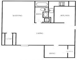 pictures frugal chicago studio apartment floor plans plants