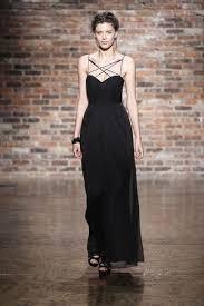 the 25 best long black bridesmaid dresses ideas on pinterest