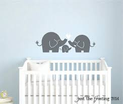 Nursery Wall Decals For Baby Boy Phenomenal Baby Nursery Wall Decoration Room Gofunder Info