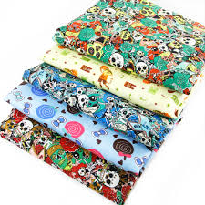 Halloween Material Fabric Online Buy Wholesale Halloween Cotton Fabric From China Halloween