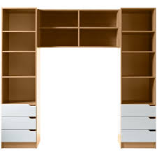 Beech Bedroom Furniture Calypso Overhead Unit Buy Online Storage Bedroom Furniture
