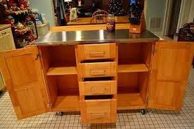 kitchen island cart with breakfast bar stainless top kitchen island top stainless top kitchen island with