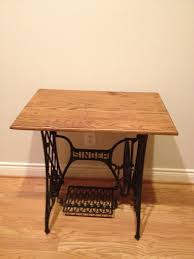 Kitchen Tables Houston by Singer Sewing End Table Or Desk 125 Houston Http Furnishly