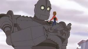 the iron giant hoping the iron giant finally gets its due the blade
