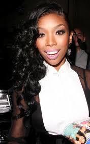 Brandy Hairstyles 97 Best Celebrity Styles U Can Wear Images On Pinterest