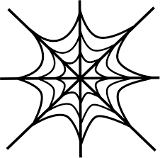 Spider Drawing For Kids Free Printable Spider Web Coloring Pages Spider Web Coloring Page