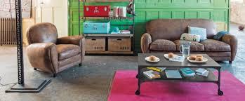 canapé philadelphie maison du monde canapés les alternatives au cuir le déco de maisons du monde