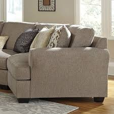 Cuddler Sofa Sectional Pantomine Driftwood Modular Sectional Sectionals Living Room