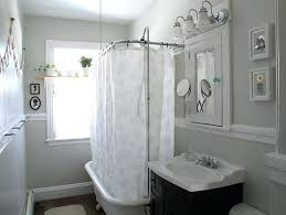 Shower Curtain For Small Bathroom Shower Curtain Ideas For Small Bathrooms Openpoll Me