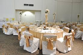wedding reception supplies wedding reception decor gold and ivory my style