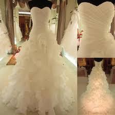 sweetheart neckline asymmetrical wedding dress online sweetheart