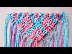 cara akhir membuat tas dari tali kur tutorial tas tali kur membuat motif daun variasi warna ke 2 by