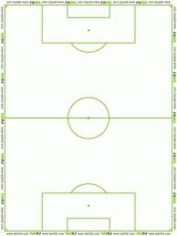 taktifol football coaching full pitch tactics set 25 reusable