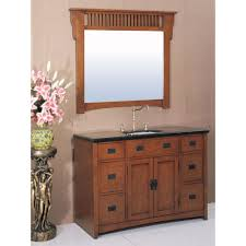Mission Vanity Mission Style Bathroom Vanity Plans Best Bathroom Decoration